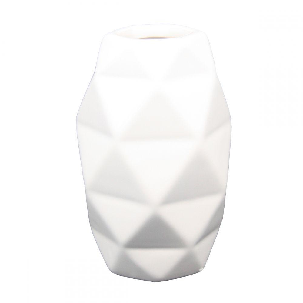 -Mini vaso - Geométrico branco 2
