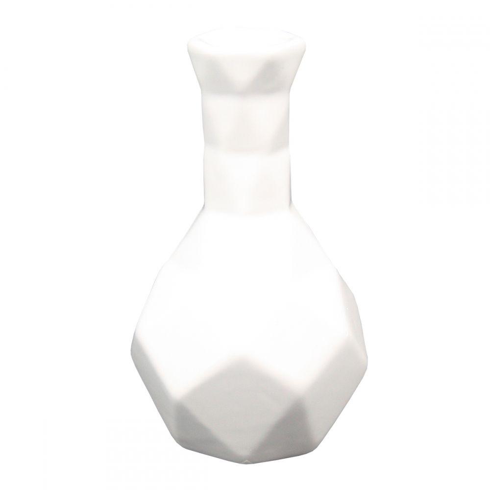 -Mini vaso - Geométrico branco 3