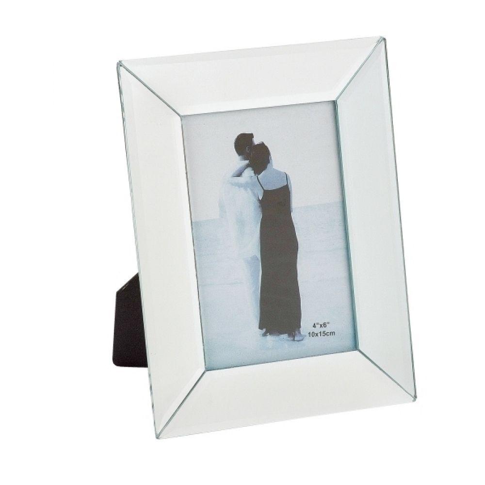 -Porta-retrato - Espelho 10x15cm