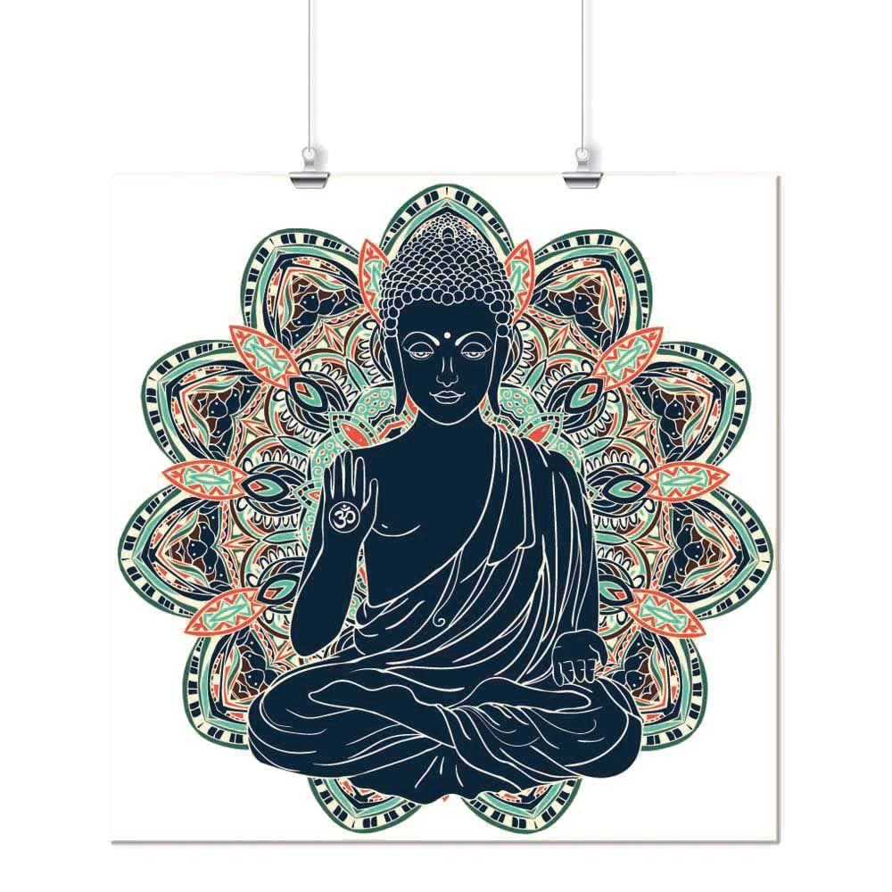 Pôster - Buda Mandala