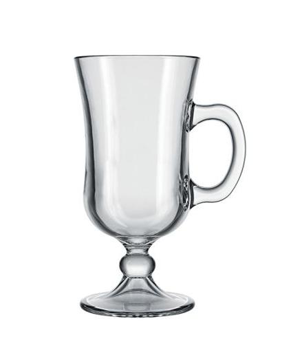 Taça Caneca para Cappuccino em Vidro