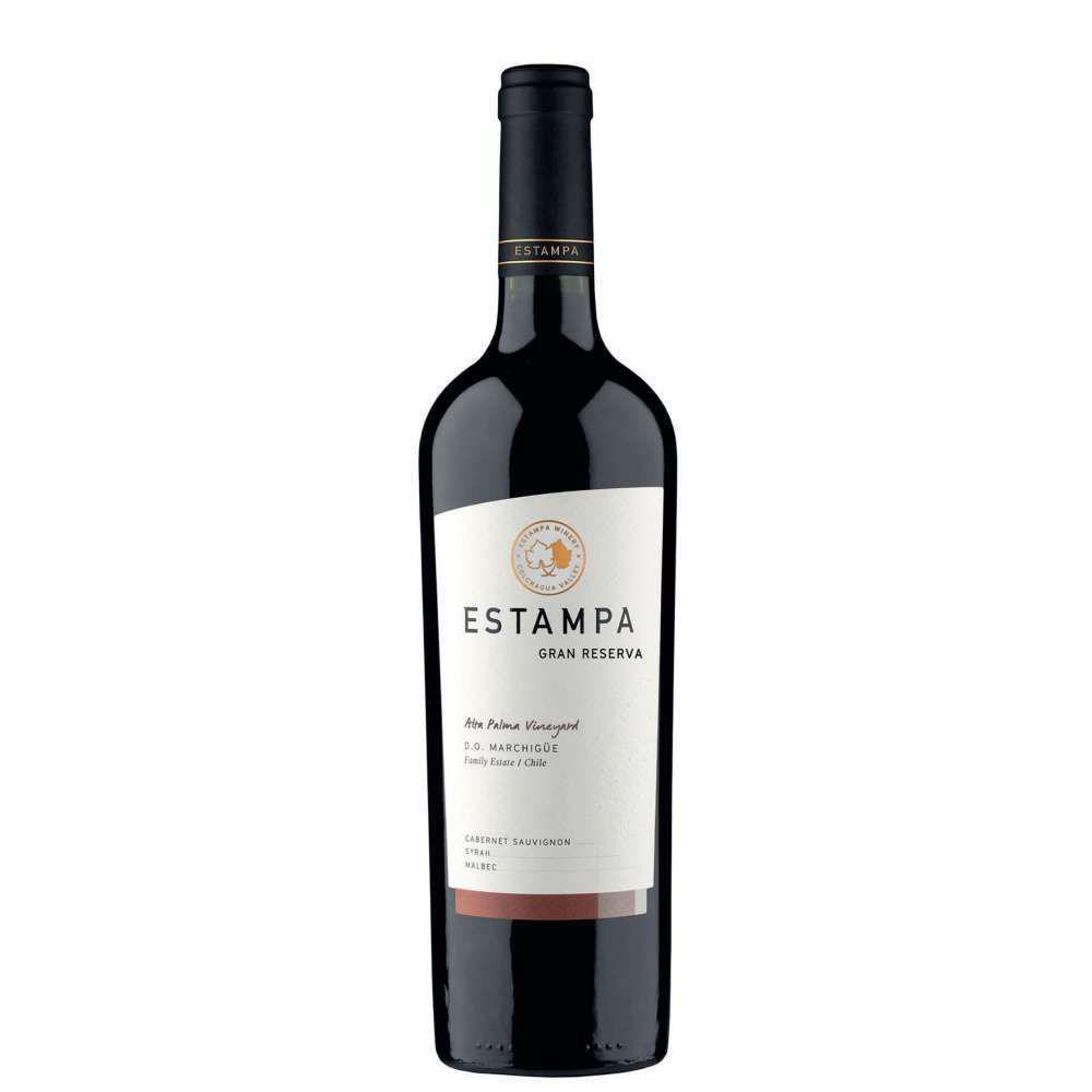 Vinho Tinto Estampa Gran Reserva 2018