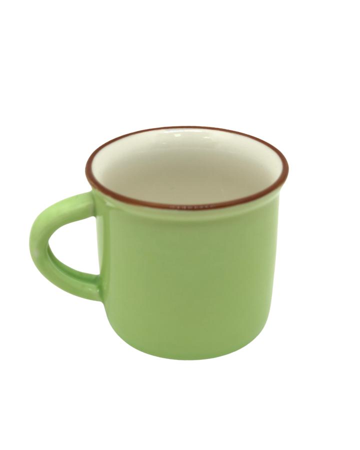 Xícara Cafezinho Verde