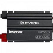 INVERSOR HAYONIC 1000W 12VDC/220V USB ONDA MODIFICADA GD