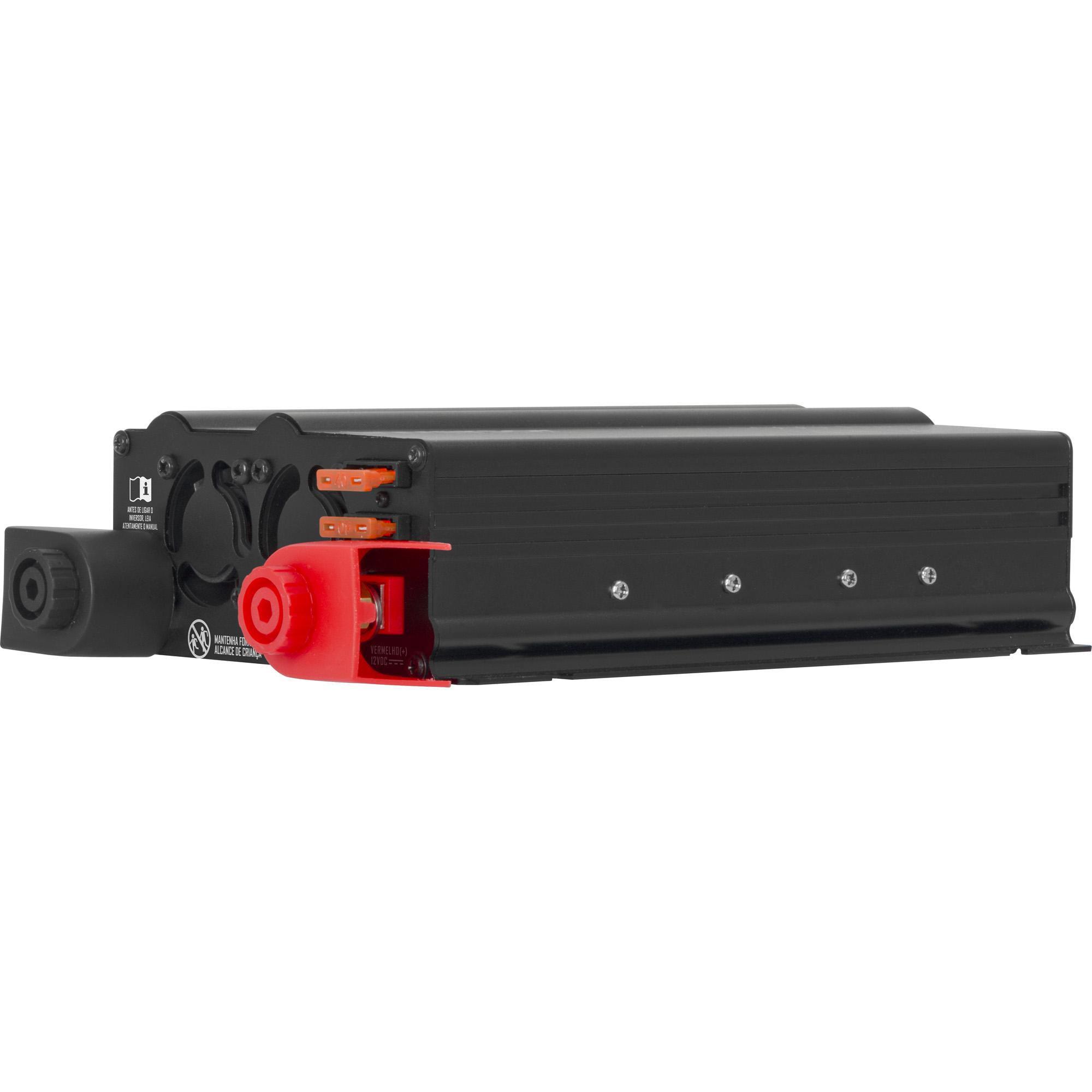 INVERSOR HAYONIC 1000W 12VDC/127V USB ONDA MODIFICADA GD