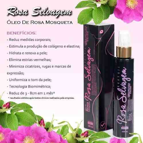 rosa selvagem clareador de manchas