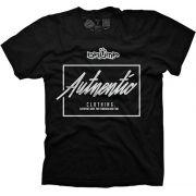 Camiseta Large Drump Masculina Authentic Preta
