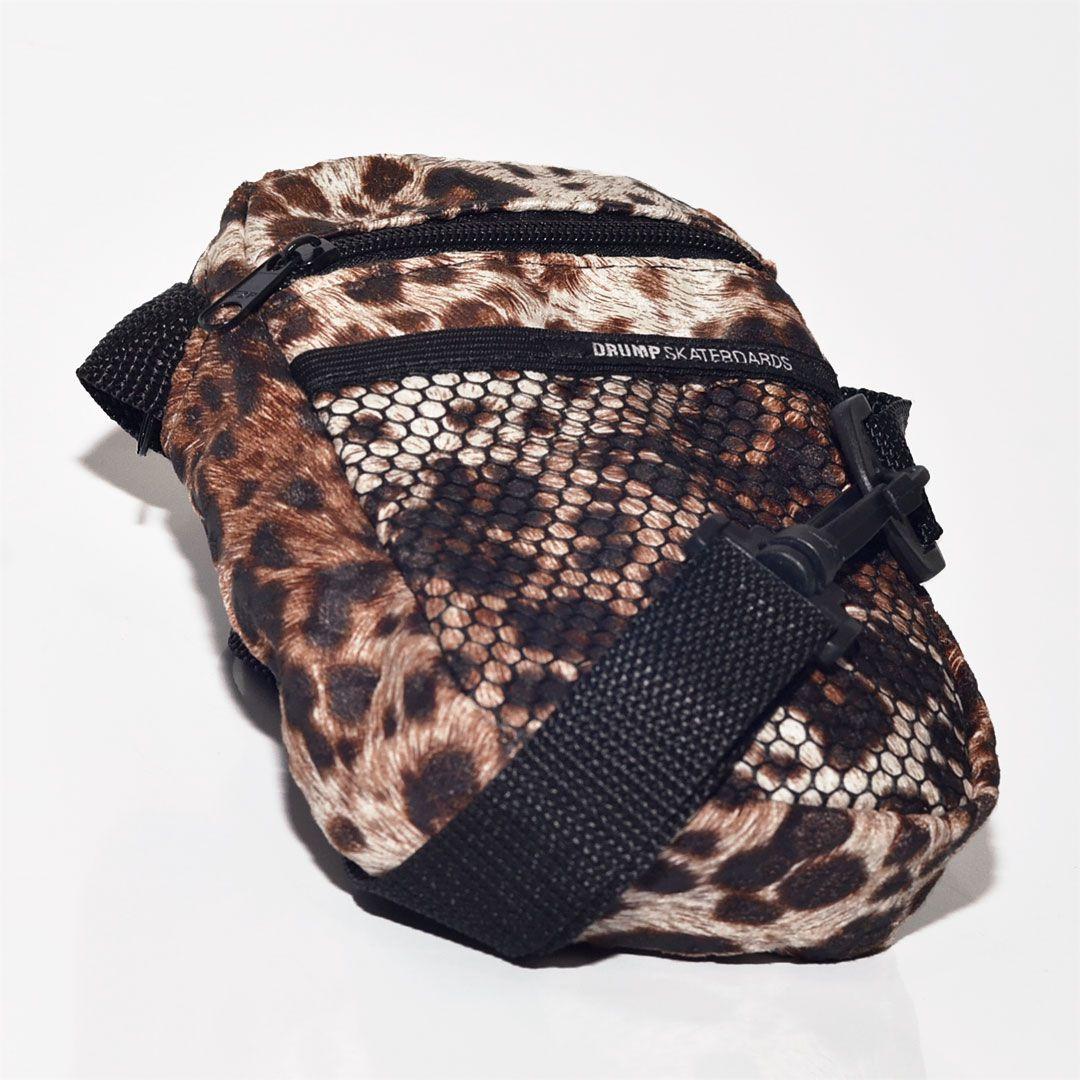 Bolsa Mini Shoulder Bag DRUMP Onça