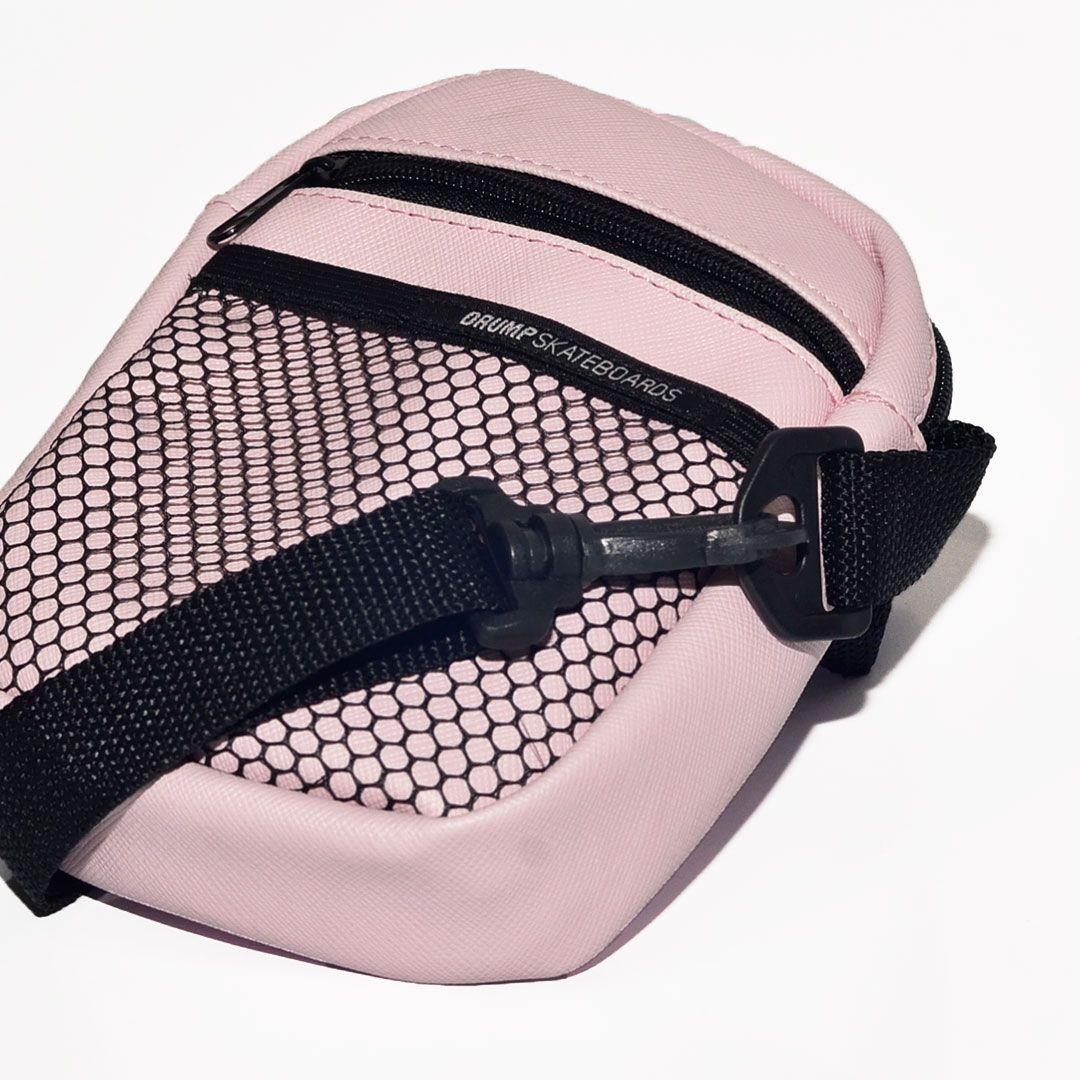 Bolsa Mini Shoulder Bag DRUMP Rosa