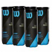 Bolas Wilson Tour Premier - Pack com 6 tubos