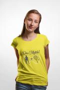 Camiseta DEU MATCH! >> FEMININA