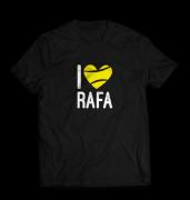 Camiseta I Love Rafa
