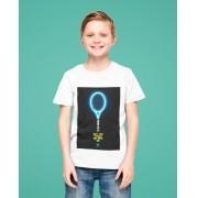 Camiseta RAQUETE SABRE DE LUZ  >>  2 a 14 anos
