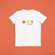 Camiseta SET YOUR DAY FOR FUN  >> FEMININA