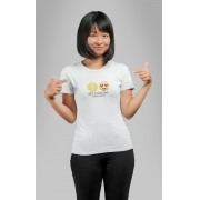 Camiseta SET YOUR DAY FOR PASSION  >> FEMININA