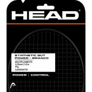 Cartela de Corda Head Synthetic Gut Power 17L Branca