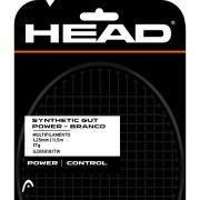 Cartela de Corda Head Synthetic Gut Power 17L Branca