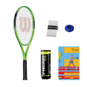 Kit Iniciante 1 - Wilson Advantage