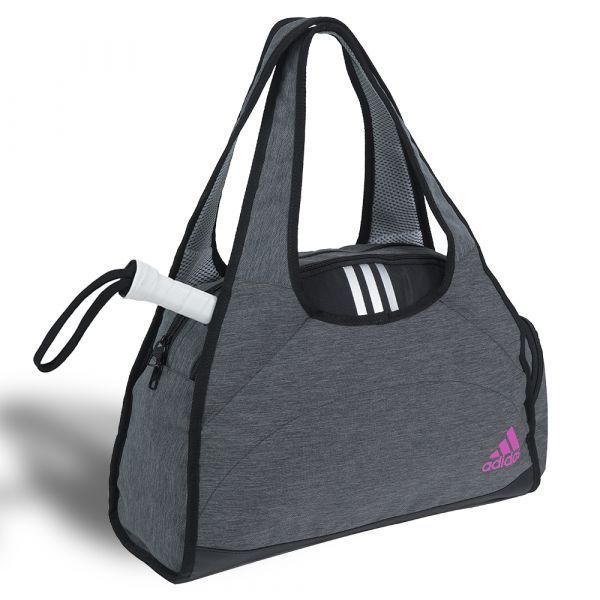 Bolsa Adidas Beach Weekend Bag G 1.9 - Cinza com Preta