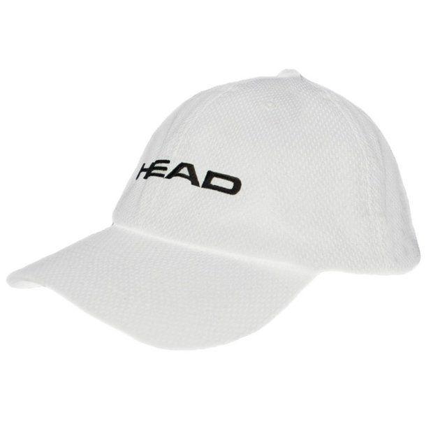 Boné Head Flex 6 Gomos Branco