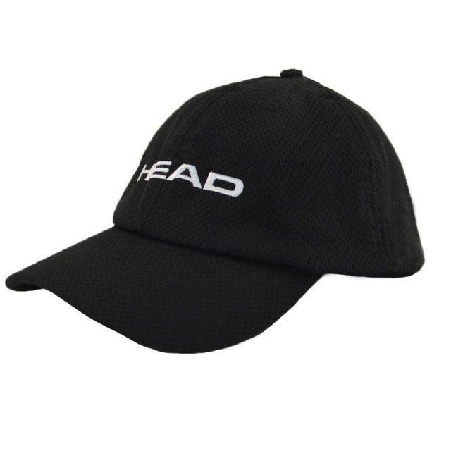 Boné Head Flex 6 Gomos Preto