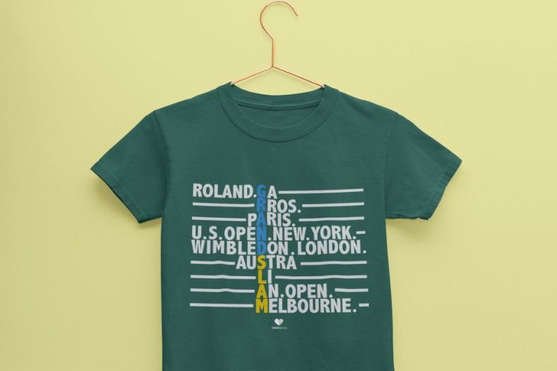 Camiseta ALLTYPE >>  2 a 14 anos