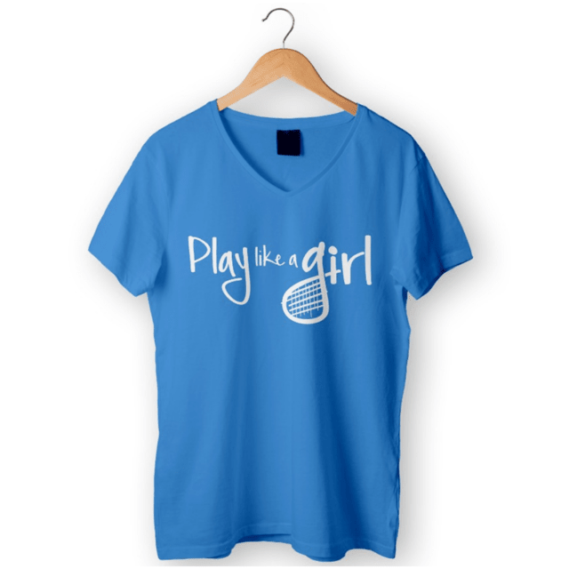 Camiseta Play Like a Girl