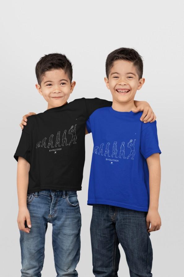 Camiseta EVOLUTION menino >>  2 a 14 anos