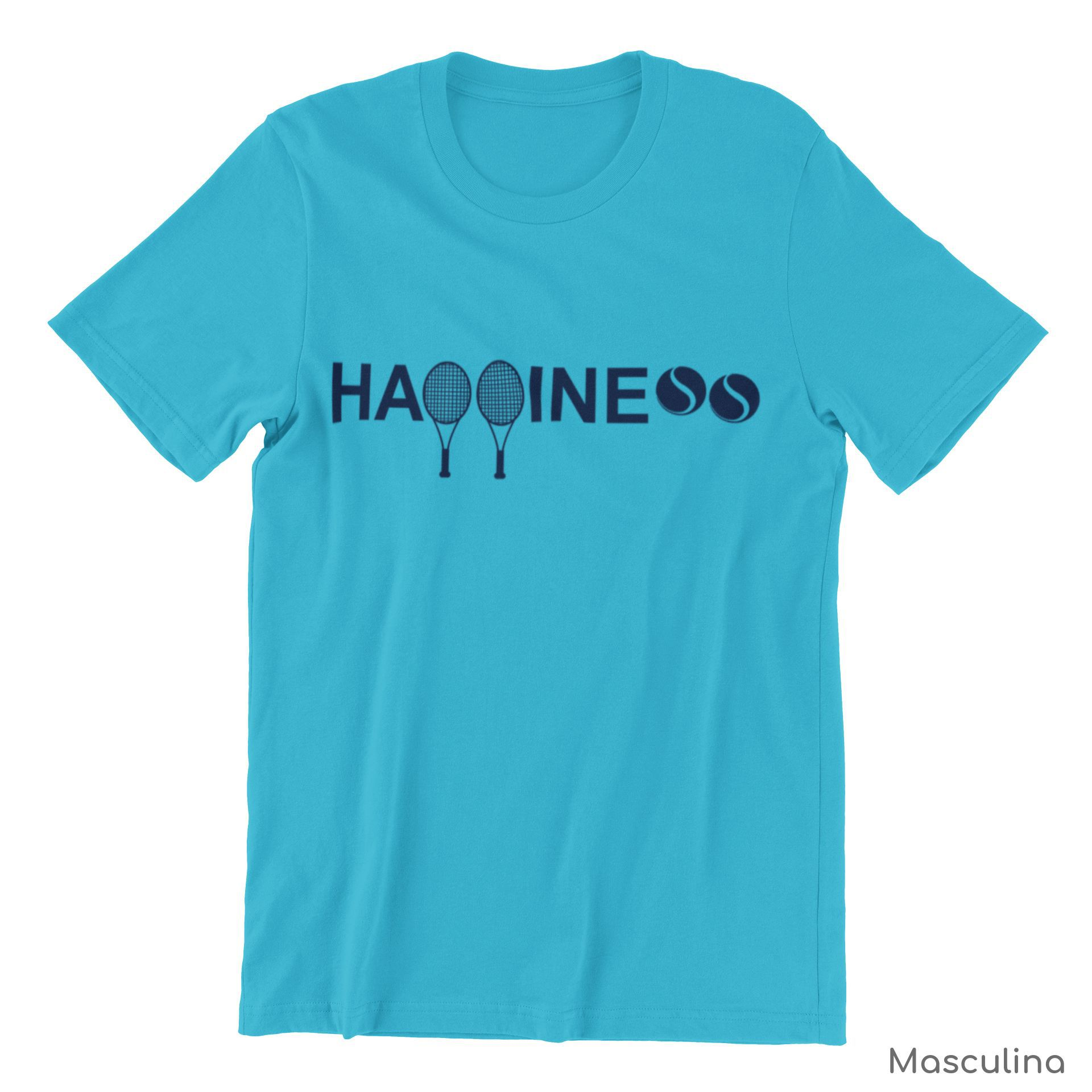 Camiseta HAPPINESS  >> MASCULINA