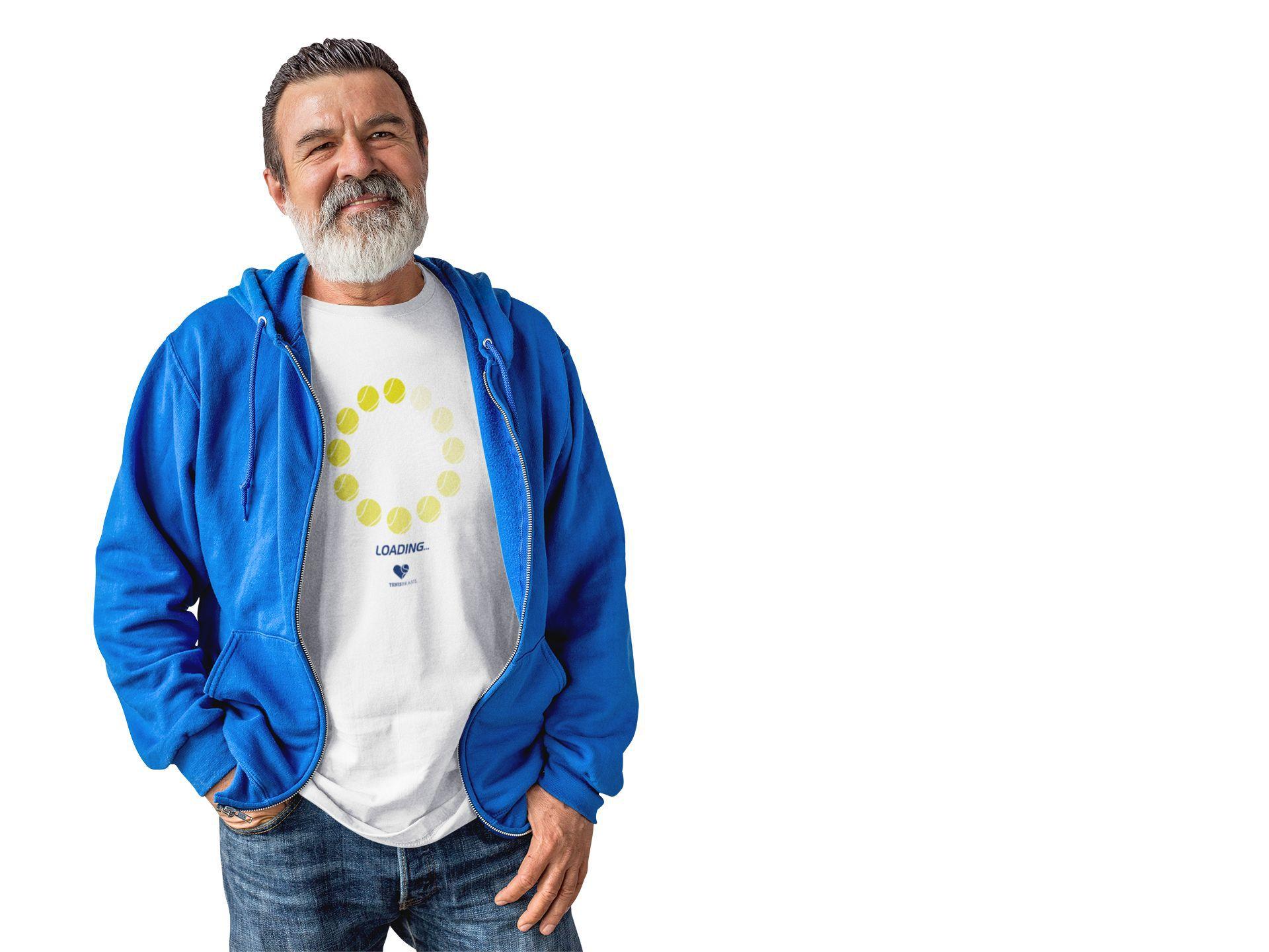 Camiseta LOADING - CÍRCULO  >> Coleção 2019 >> MASCULINA