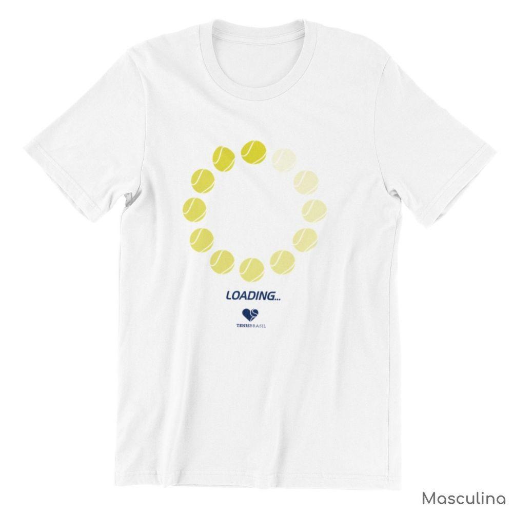Camiseta Loading >> Coleção 2019 >> MASCULINA