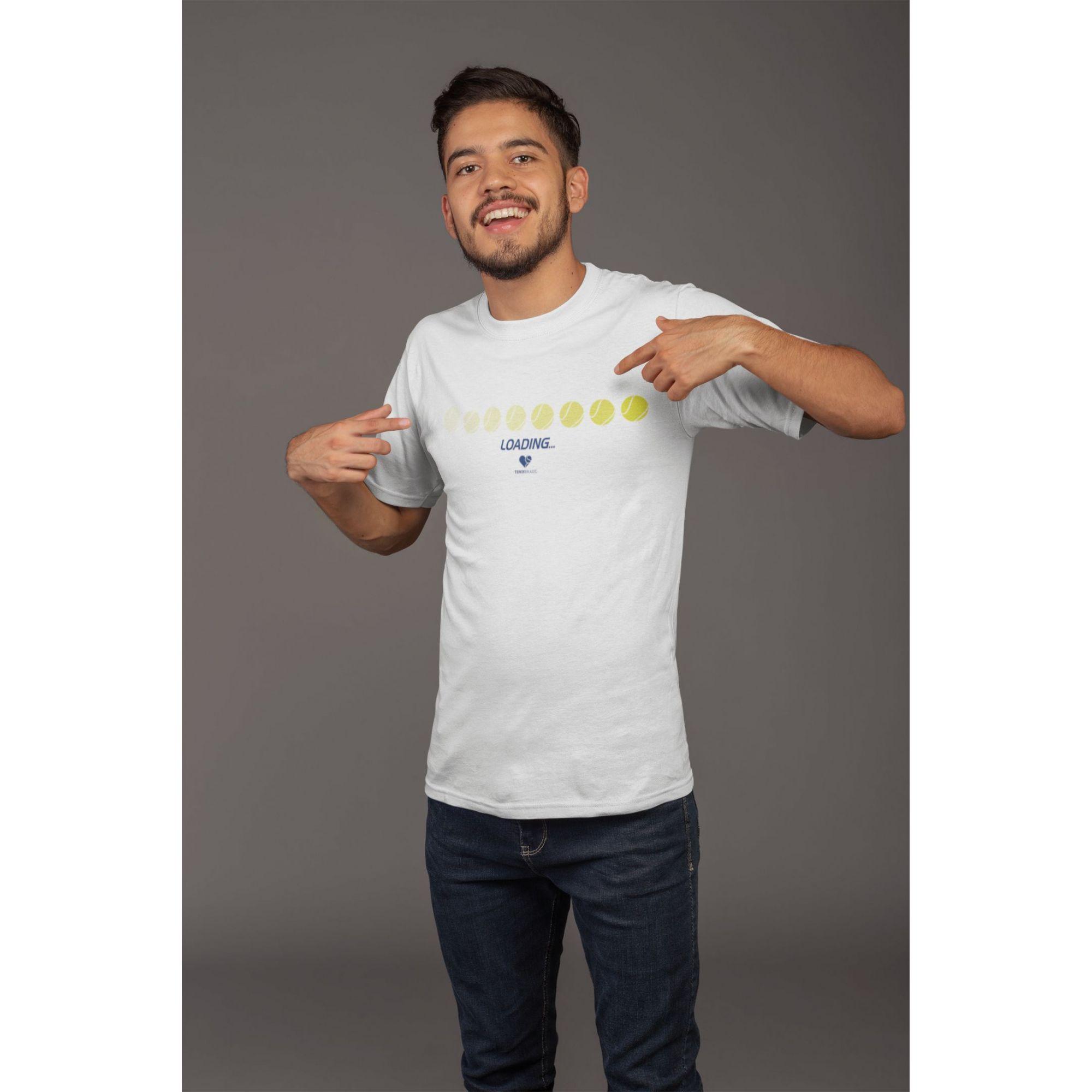 Camiseta LOADING - HORIZONTAL  >> Coleção 2019 >> MASCULINA