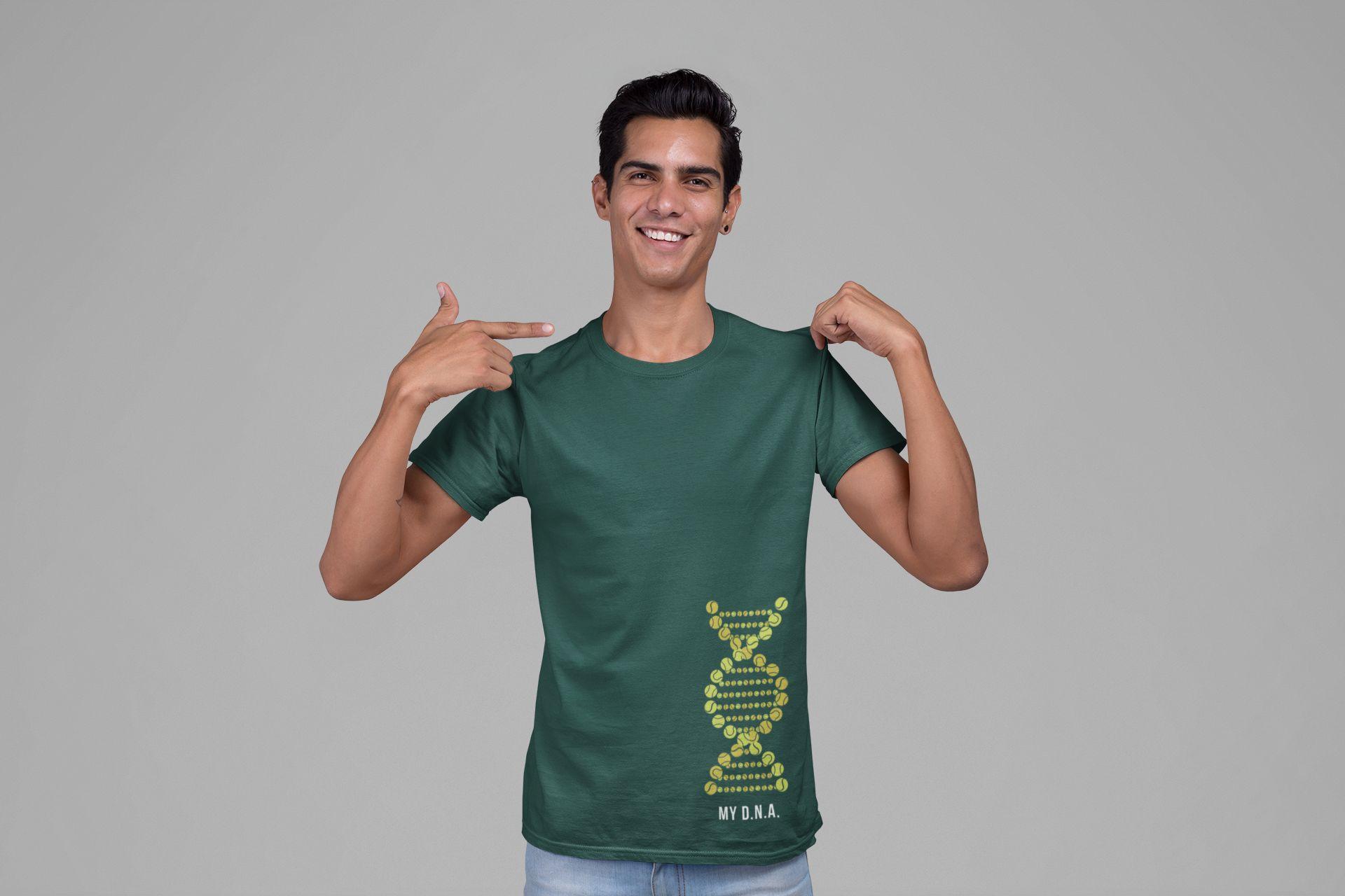 Camiseta MY DNA >> Coleção 2019 >> MASCULINA