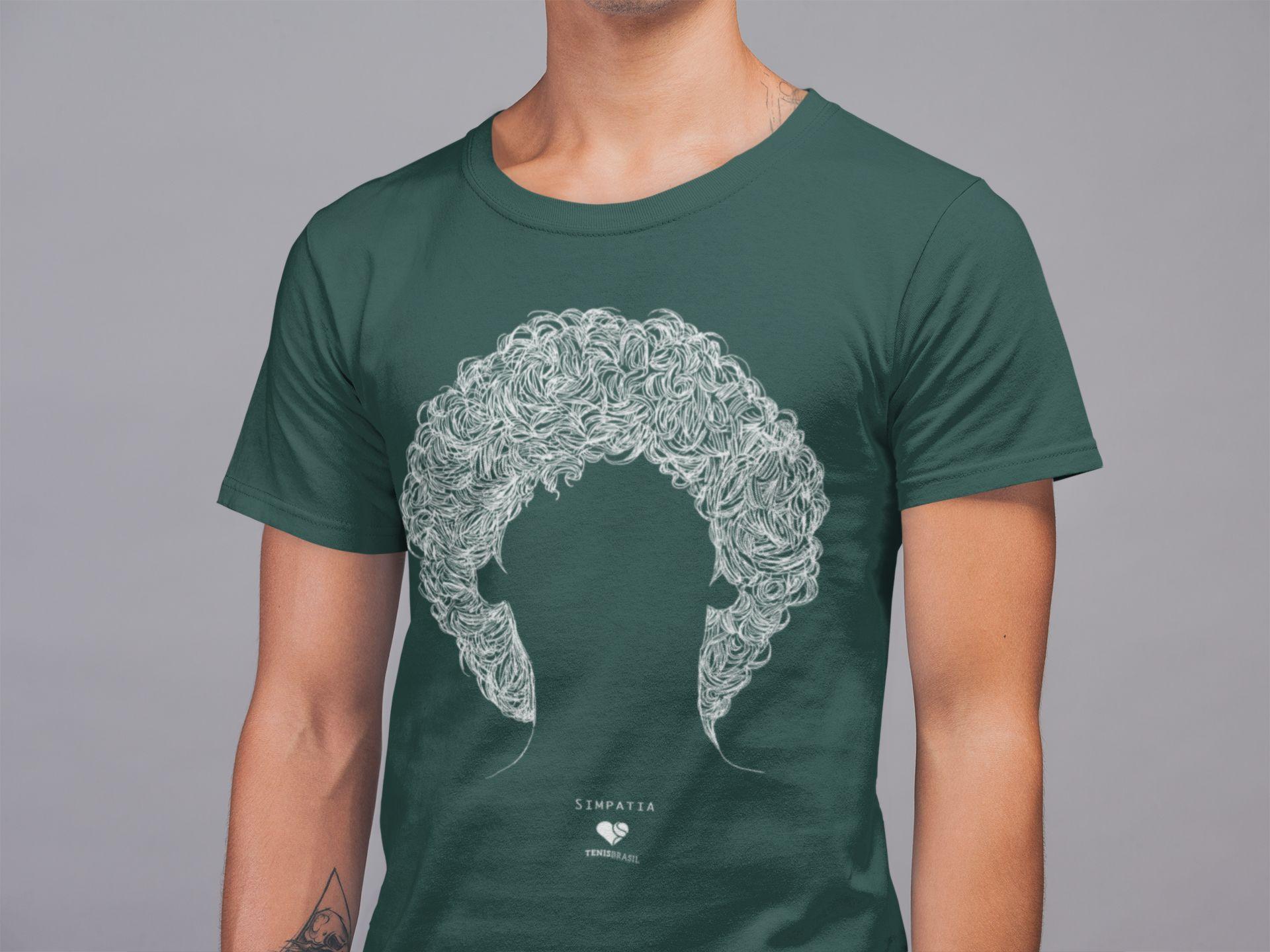 Camiseta SIMPATIA >> Coleção 2019 >> MASCULINA