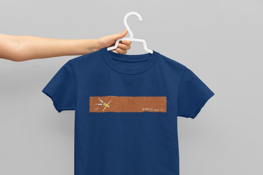 Camiseta WINNER  >>  2 a 14 anos