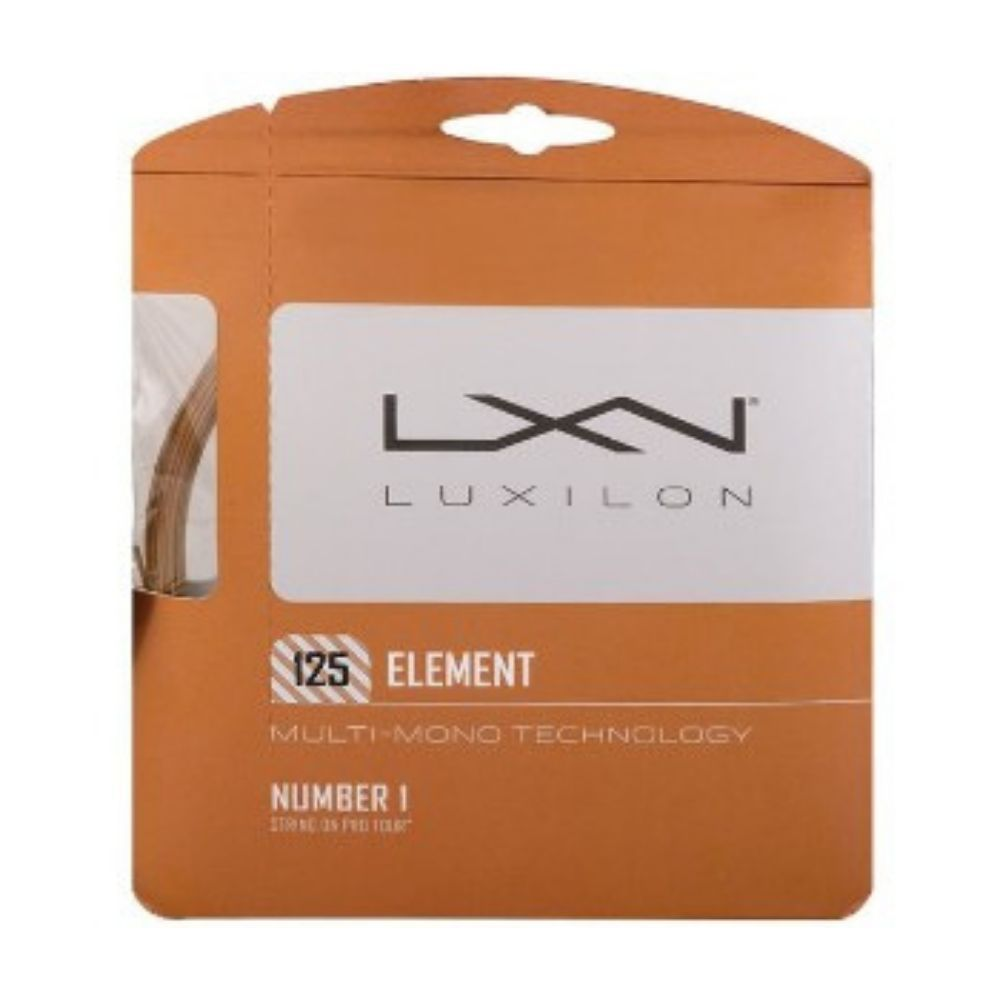 Cartela de Corda Luxilon 125 Element