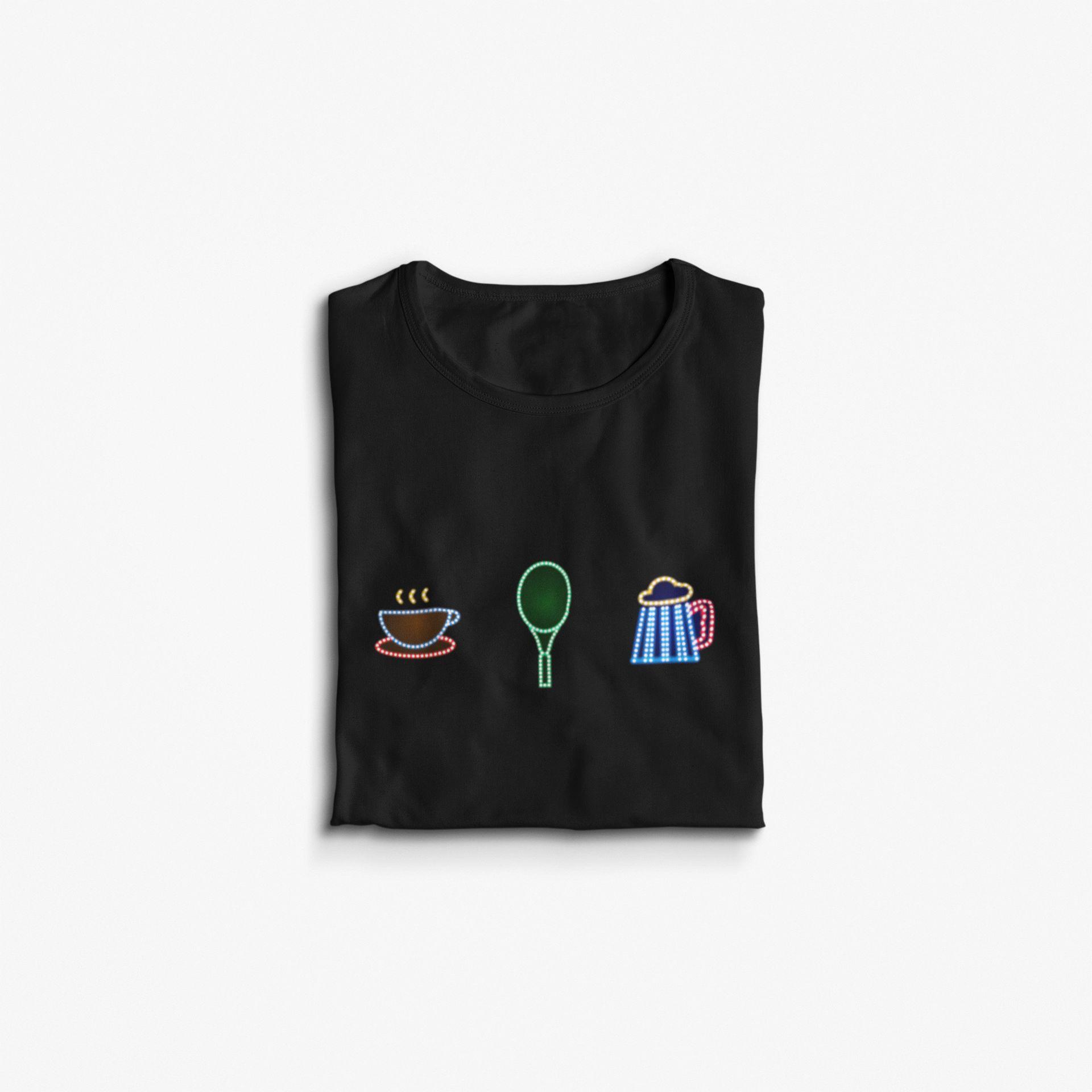 Camiseta GRAFISMOS  >> Coleção 2019 >> FEMININA