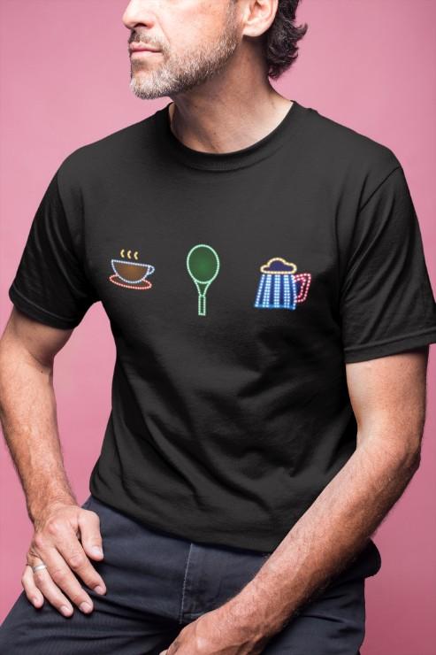 Camiseta GRAFISMOS  >> MASCULINA