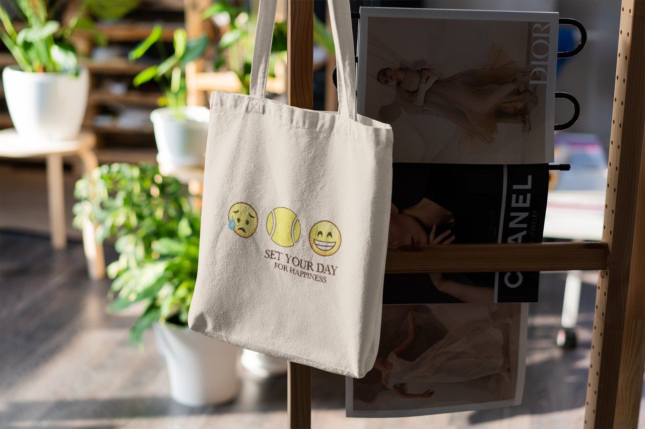 ECOBAG For Happiness