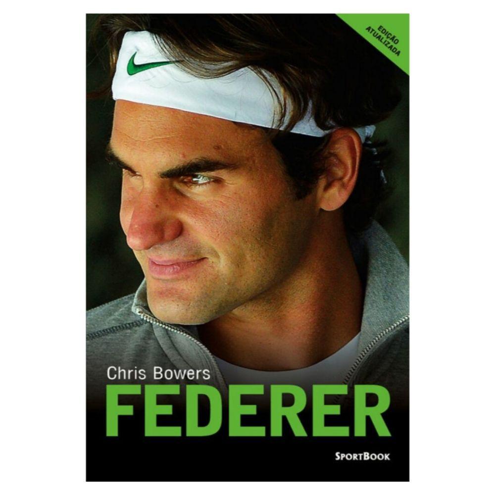 Livro Federer (biografia por Chris Bowers)