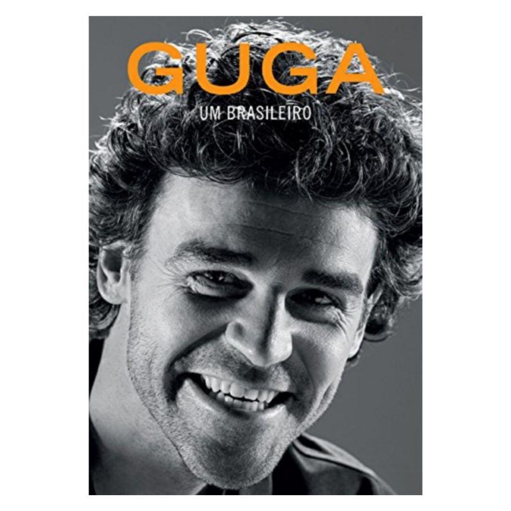 Livro Guga, Um Brasileiro