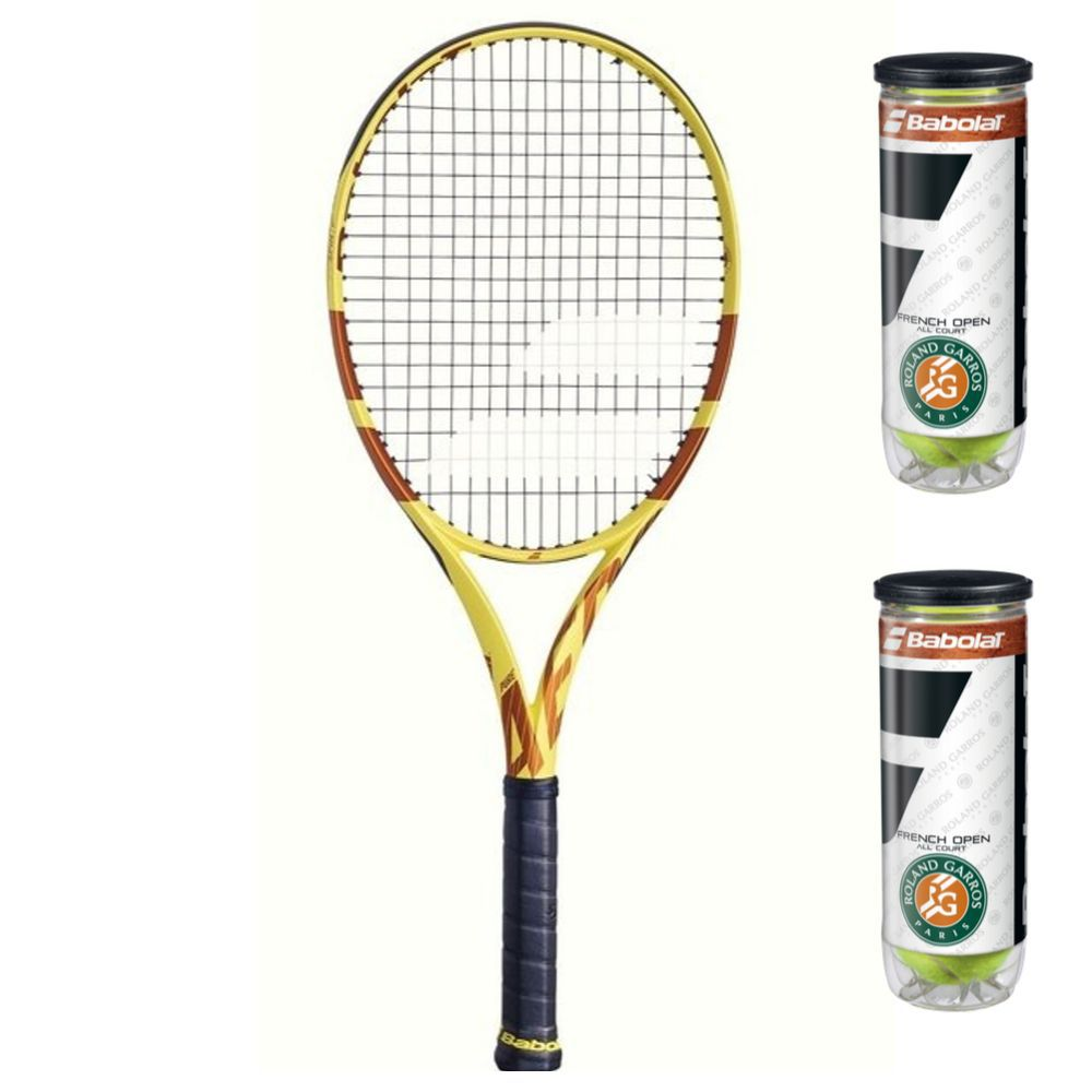 Raquete Babolat Pure Aero Roland Garros 2019