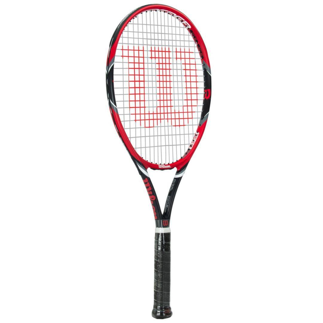 Raquete de Tênis Wilson Federer Team 105