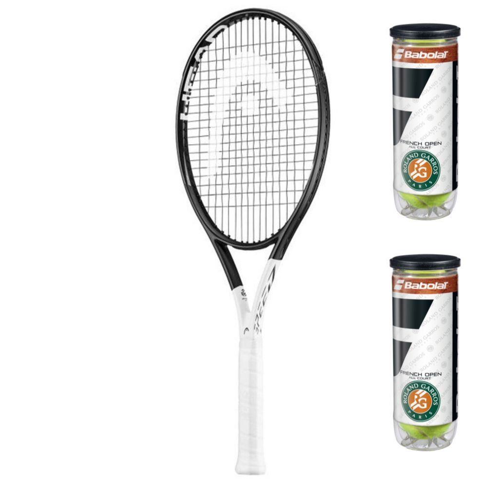 Raquete Head Graphene 360 Speed MP