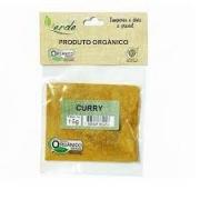 Curry Orgânico 15g - QUINTAL VERDE