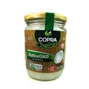 Óleo de Coco Extra Virgem Orgânico 500 ml - COPRA