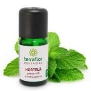 Óleo Essencial de Hortelã Pimenta 10ml - TERRA FLOR