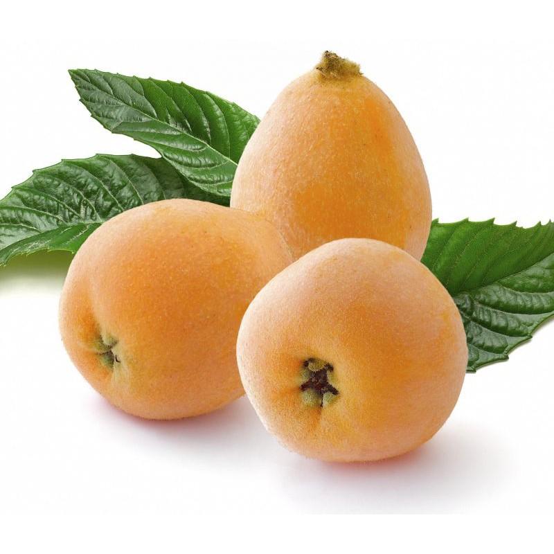 Ameixa Amarela (Nêspera) Orgânica - Bandeja