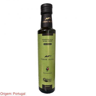 Azeite de Oliva Extra Virgem 250ml - VERDE OLIVA