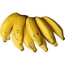 Banana Prata Orgânica - 2 Pencas (800g - 1000g cada)